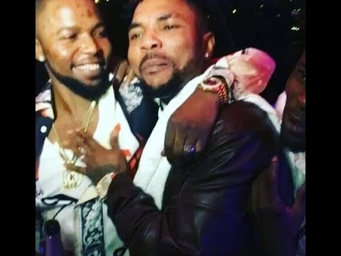 Otunba Cash And Oritse Femi Beef Continues As He Wish Him To Rot In Jail In Turkey
