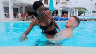 WHAT ARE THEY DOING?? | MARBELLA TRAVEL VLOG