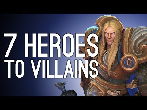 7 Heroes Who Lived Long Enough to Become Villains: Commenter Edition