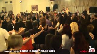VITORI BALILI- THOMA LOLI LIVE-KONCERT NGA AGRON KONDI 7 MARS 2015 Cinefocus GT Production