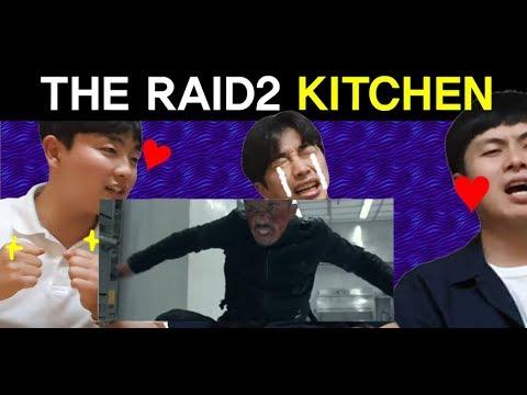 [REAKSI] THE RAID 2 - Final Fight Scene / Reaction by Korean