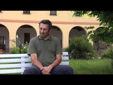 Imprenditori agricoli in Lombardia. Cascina Grande. Fabio Camisani