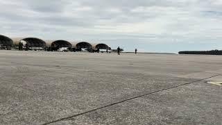 "VMAQ-2 ""Death Jesters"" EA-6B Prowler  Sundown 2019.3/08"