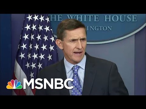 Report Links GOP Operative To Michael Flynn, Russian Hackers | All In | MSNBC