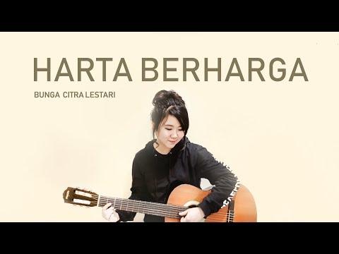 HARTA BERHARGA - Cover ( OST Keluarga Cemara ) Bunga Citra Lestari