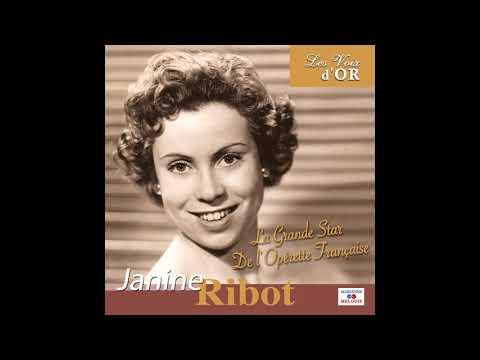 """Janine Ribot - Mon Chant D'amour Est Une Valse (De L'opérette """"L'auberge Du Cheval Blanc"""")"""