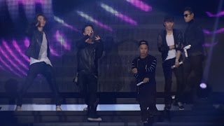 BIGBANG - 'TONIGHT' (from YG FAMILY WORLD TOUR 2014 -POWER- in Japan)