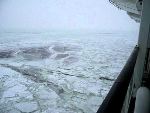 Ice Breaker to Helsinki 2