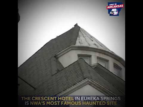 G-Off - America's Most HAUNTED Hotel - Would you stay?!