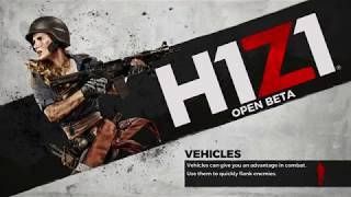 H1Z1 On PS4 My First Games