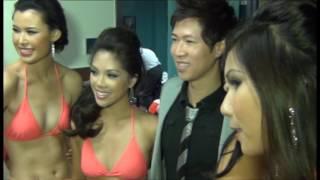 Người mẫu nội y Ngọc Trinh, Trà Ngọc Hằng, Khánh My thi hoa hậu Ms. Vietnam Continent-Bikini