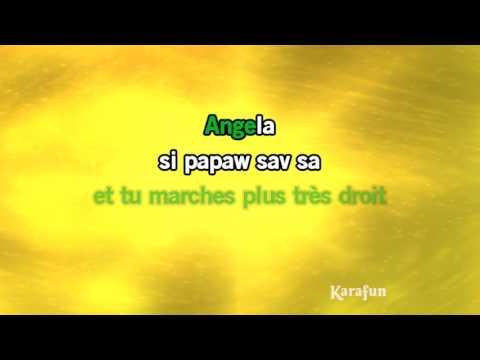 Karaoké Angela - Tropical Family *
