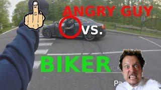 ANGRY PEOPLE VS Biker COMPILATION Vol. 5 | 2016