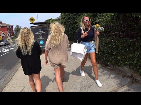 SYDNEY City TOUR - Famous Bondi Beach PART 1