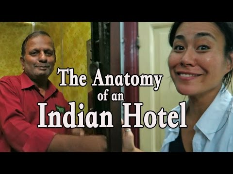 THE ANATOMY OF AN INDIAN HOTEL | KOLKATA, INDIA