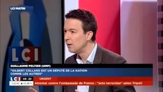 """23/04/13 : LCI, Guillaume Peltier : """"Tout commence pour la Manif Pour Tous"""""""