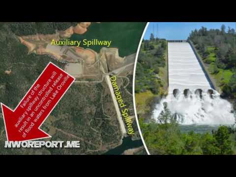 Oroville Dam update: Spillway releases curbed, small Earthquakes near #OrovilleDam