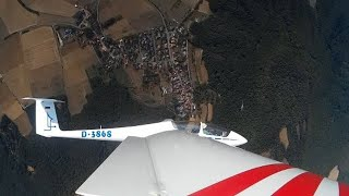 Der Traum vom Segelkunstflug: Wenn es wunderbar still wird