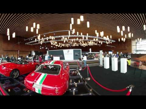 Vancouver International Auto Show 2017 - 360 Virtual Reality Experience - 40 minutes long