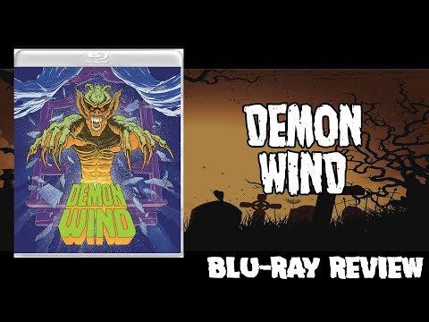 Demon Wind  HorrorCade 2017 Halloween Upload Marathon