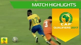 Côte d'Ivoire vs Gabon | Africa Cup of Nations Qualifiers 2017