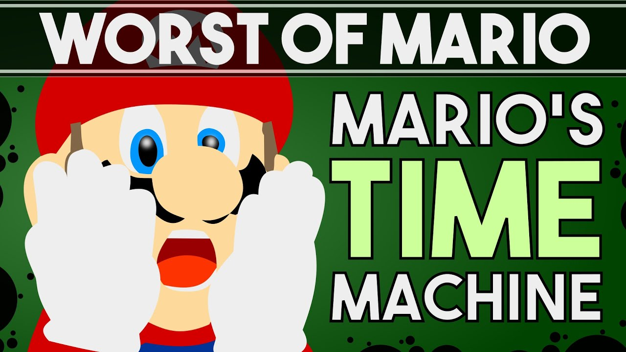 Which Mario Game is the Worst Mario Game? - Mario's Time Machine