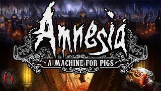 "Amnesia: A Machine for Pigs #6 ""Beneath the Altar"""