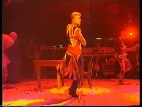 David Bowie The Hearts Filthy Lesson  Live '96