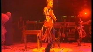 David Bowie The Hearts Filthy Lesson  Live