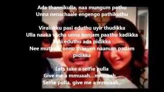 Cover images Let's Take a Selfie Pulla Song Video | Vijay,Sunidhi Chauhan | Kathi HD