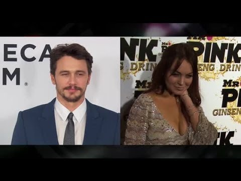 James Franco Uses Short Story to Deny Sleeping with Lohan | Splash News TV | Splash News TV