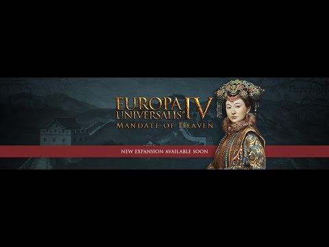 NUEVO DLC DE EUROPA UNIVERSALIS IV - Mandate of Heaven |