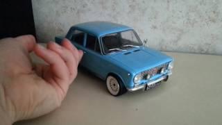 видео ВАЗ 2101 — легендарная модель