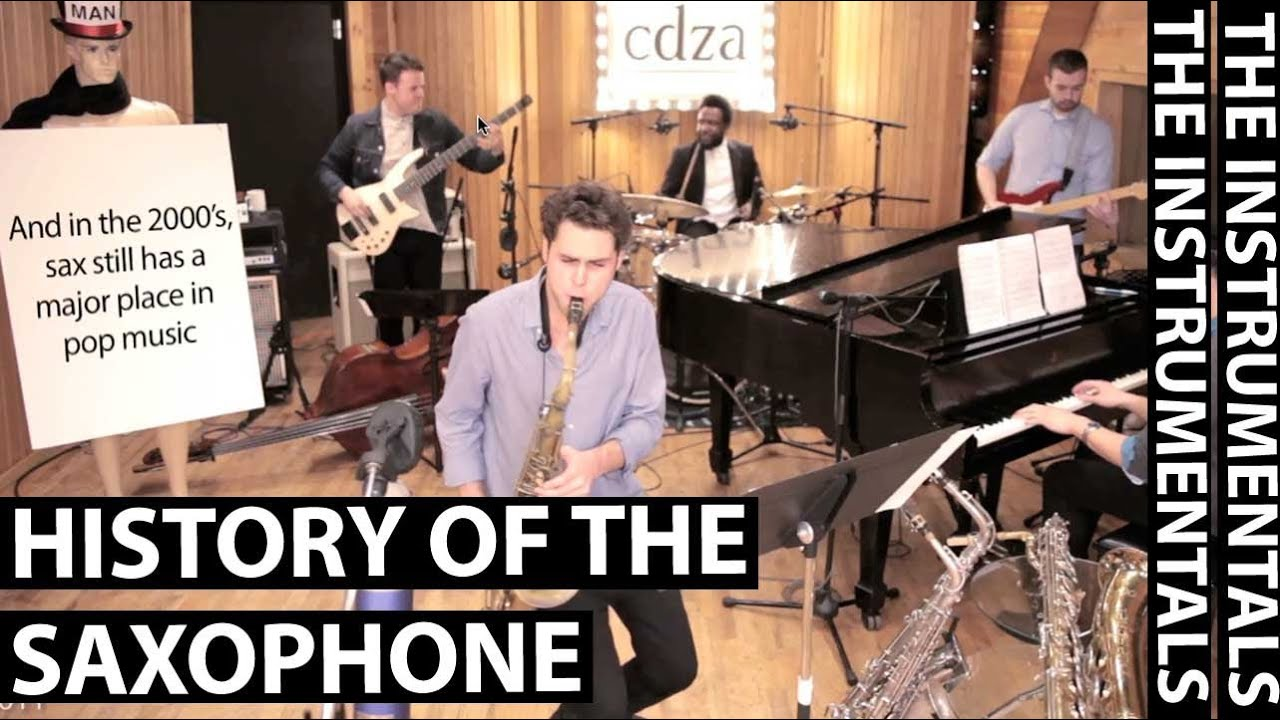 History of the Saxophone (THE INSTRUMENTALS – Episode 6)