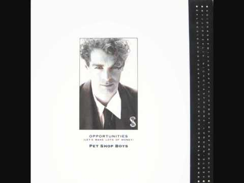 Pet Shop Boys Opportunities Dance Mix 1985.wmv