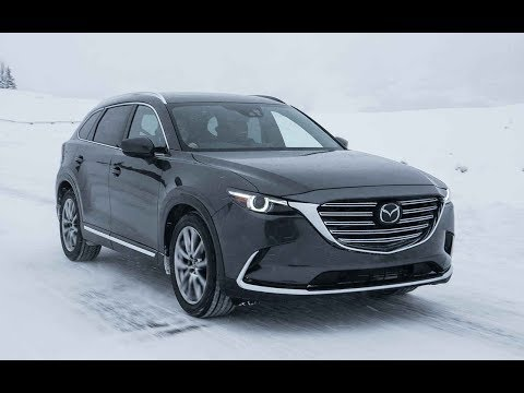 2019 Mazda CX9. Packed with Great Features. Full Detail.