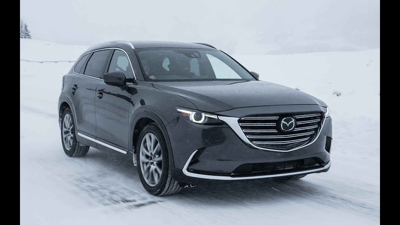 2019 mazda cx9. full detail of the new design. packed with great