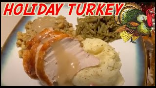 Easy Juicy  Thanksgiving Turkey Perfect for the holiday