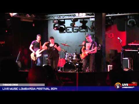 THINKING CREW - LIVE MUSIC LOMBARDIA FESTIVAL