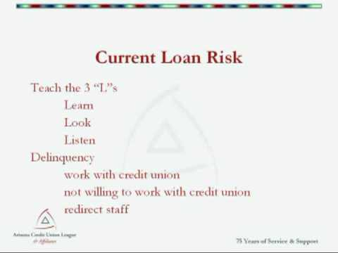 Investment and Loan Risk Webinar