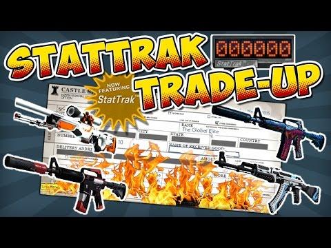 CS:GO - RISKY StatTrak TradeUp - 10x Classified #2