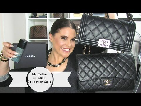 My Entire CHANEL Collection 2015