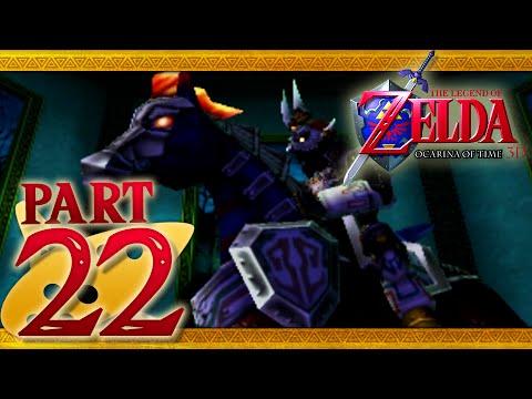 The Legend of Zelda: Ocarina of Time 3D - Part 22 - Phantom Ganon