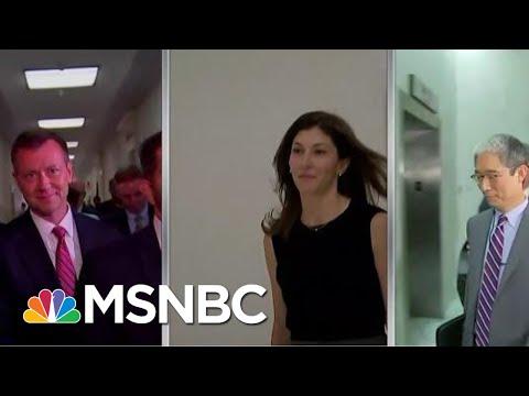 GOP's Transcript Release Gambit Backfires Upon Actual Reading | Rachel Maddow | MSNBC