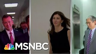 GOP's Transcript Release Gambit Backfires Upon Actual Reading | Rachel Maddow | MSNBC