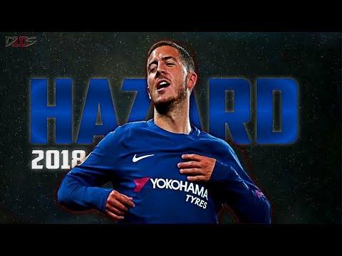 Eden Hazard - Dribbling Maestro ● 2017-18 ● Skills ,  Assists & Goals ● HD 1080i