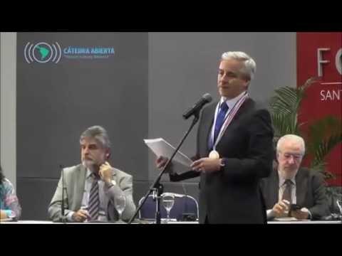 ¿Qué está pasando en el Continente? Alvaro García Linera