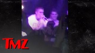JUSTIN BIEBER NO HABLO ESPAÑOL During 'Despacito' Live   TMZ