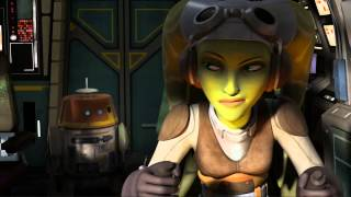 Star Wars Rebels: The Machine in the Ghost - Disney XD Sverige