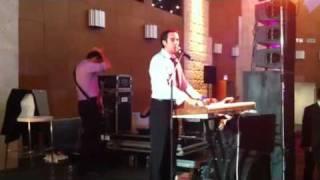 עמירן דביר והלהקה ״כשם שאני״ ו״מראה כהן״